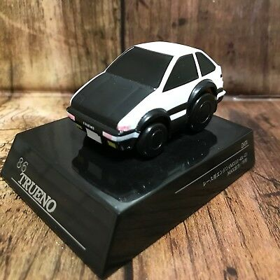 Initial D Trueno AE86 with Display Stand Banpresto 2003
