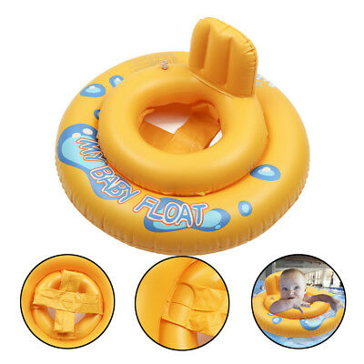 Kids Toddler Pool Float Baby Buoyancy Aid Swimming Seat Infant Ring Bath Water