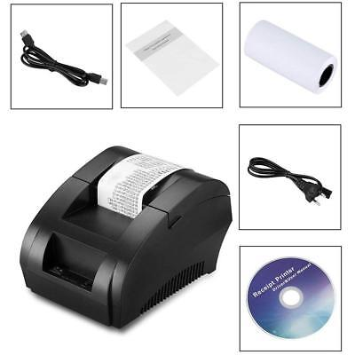 58mm Bluetooth Thermal Printer Receipt for Windows Android IOS Smartphone