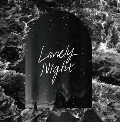 K-POP KNK 3rd Single Album [Lonely Night] CD+64p Photobook+Photocard+ID Picture