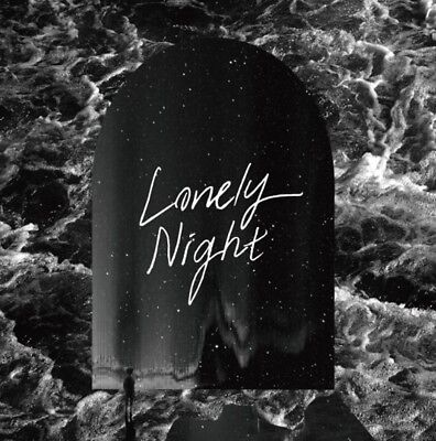 K-POP KNK New Album [Lonely Night] CD+64p Photobook+Photocard+ID Picture Sealed