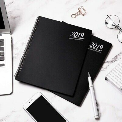 2019 Weekly Planner Appointment Calendar Book Daily Hourly Organizer With Tabs