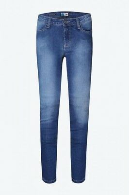 Pmj Skinny Jean Woman Blue 28