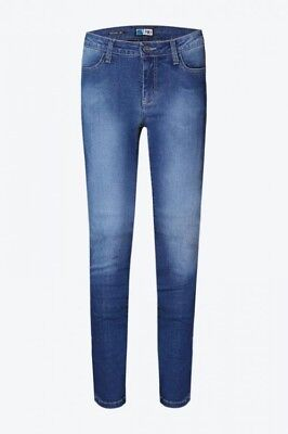 Pmj Skinny Jean Woman Blue 30