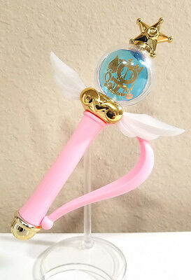 Sailor Moon - Rod and Stick Gashapon Part 4 - Crystal Change Wand MERCURY Toy
