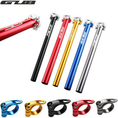 GUB GS Bike Seatpost 27.2/30.9/31.6*385mm Extended Ultralight Bicycle Seat post