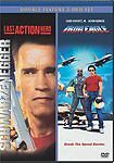Last Action Hero & Iron Eagle DVD Movie Double Feature SET *SEALED NEW*