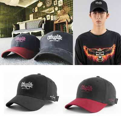 65ad363f New_14268 Unisex Mens Womens THUG Organic Baseball Cap Adjustable Trucker  HAT