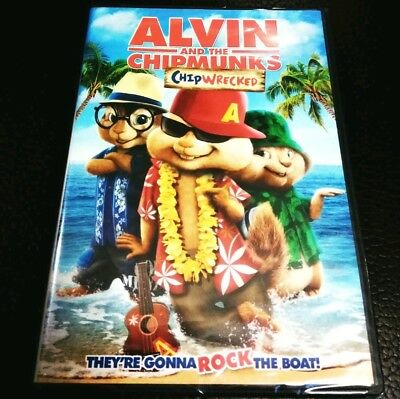 alvin and the chipmunks chipwrecked dvd jason lee 4 49 picclick