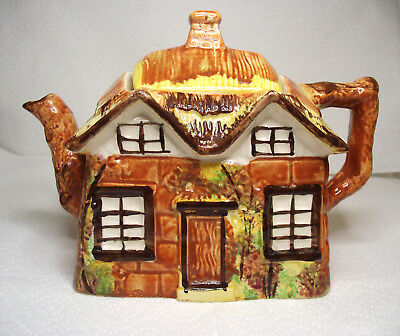 Vintage Cottage Ware Teapot Price Bros Made in England L 21cms