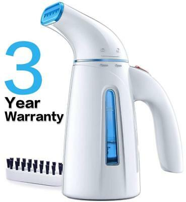 7-in-1 Multi Use Garment Clothes Steamer with 700W 240ml Portable Home  Travel