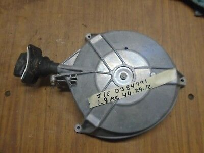 Johnson Evinrude Outboard 40 HP Rewind Starter Assembly 0384991 0379064 0379067