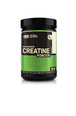 Optimum Nutrition Micronised Creatine Monohydrate formulated for Muscle...