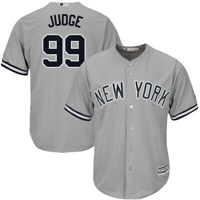 Neu Aaron Judge New York Yankees Cool Base Herren MLB Baseball Trikot
