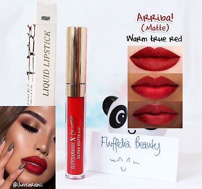 ColourPop x iluvsarahii Arriba! Ultra Matte Lip *100% GENUINE* Liquid Lipstick