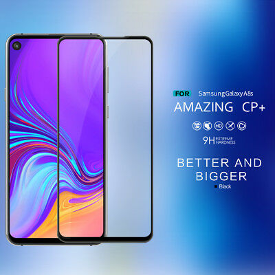 Nillkin CP+ Full Cover Tempered Glass Screen Protector For Samsung Galaxy A8s