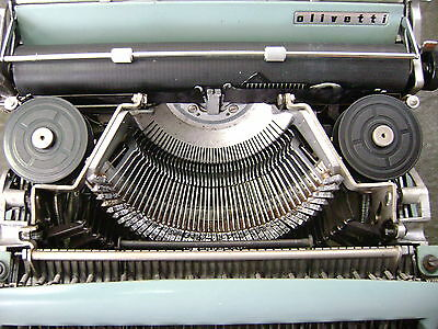 Olivetti. Typewriter ribbon (Group4)  free post or fitted free.