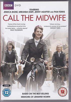 Call The Midwife Season 1 : (DVD 2012) BBC 2/Discs Region 2 and 4 PAL
