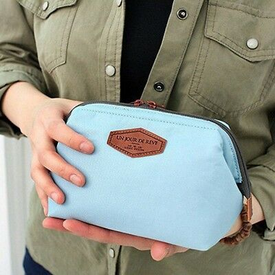 Cosmetic Bag Women Necessaire Make Up Bag Travel Portable Makeup Bag Toiletry