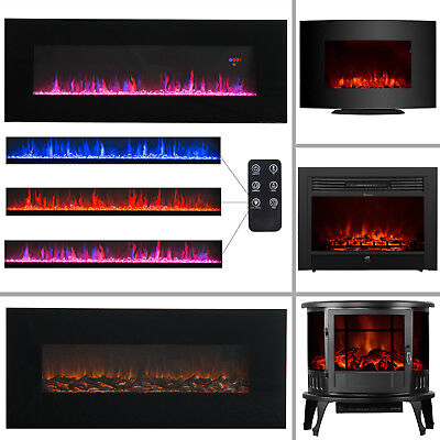Terrific 36 Adjustable Electric Fireplace Heater Wall Mount 2 In 1 Download Free Architecture Designs Scobabritishbridgeorg