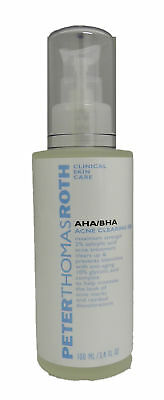 Peter Thomas Roth AHA/BHA Acne Clearing Gel 3.4 Ounce(Unboxed)