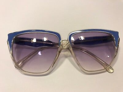 54d228ac54 VINTAGE LAURA BIAGIOTTI Oxsol Sunglasses - excellent condition ...