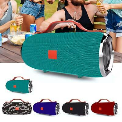 Bluetooth Wireless Speaker Portable Outdoor Waterproof Speakerphone Subwoofer