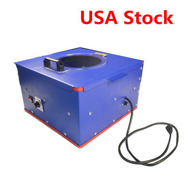 "110V Pad Printing Electric Emulsion Coating Machine Steel Plate Size:3.5""-6.29"""