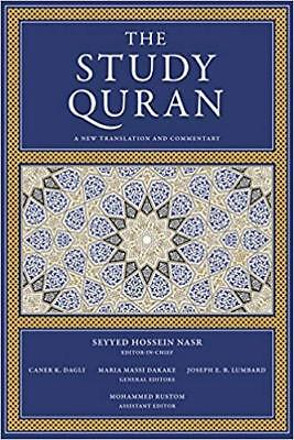[PDF] The Study Quran A New Translation and Commentary by Seyyed Hossein Nasr, C