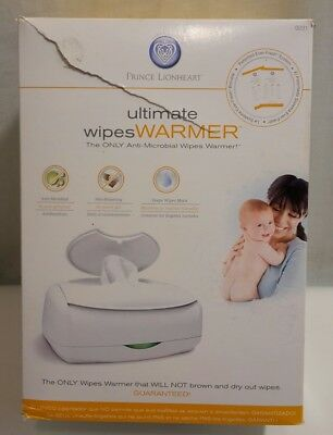 Prince Lionheart The Ultimate (Baby) Wipes Warmer,the only anti-microbial warmer