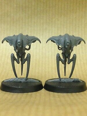 Warhammer Quest Blackstone Fortress 4 Spindle Drones new on Sprue 40K