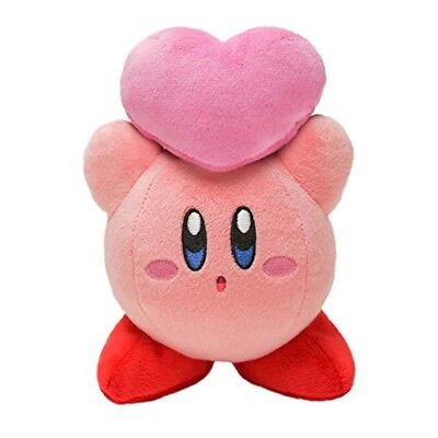 Star Kirby Plush Doll Kirby (Friends Heart Throw) Kawaii Nintendo F / S