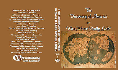 The Discovery of America or Was It Ever Really Lost?  SIX VOLUME SET