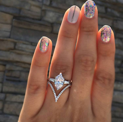 New Women rings stainless steel ring wedding rings engagement for Lady's Lianzhi