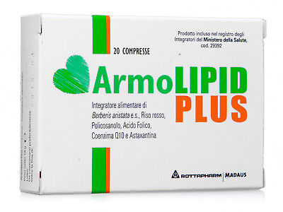 Armolipid - Plus - 20 compresse