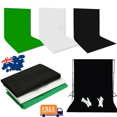 Non-woven Fabric Cotton Photo Studio Photography Screen Chromakey Backdrop Cloth