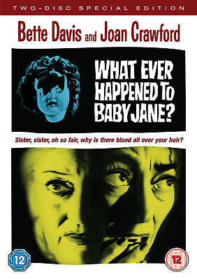 What Ever Happened to Baby Jane? [1962] (DVD) Bette Davis, Joan Crawford