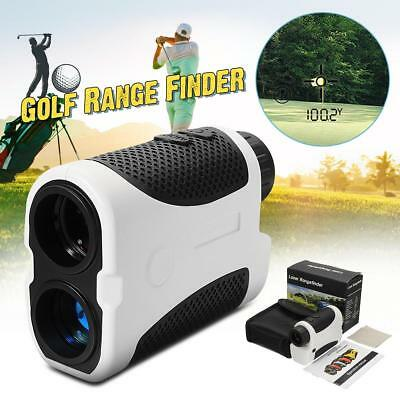 Golf Range Finder Laser with Slope Angle Scan Flaglock Pinsensor