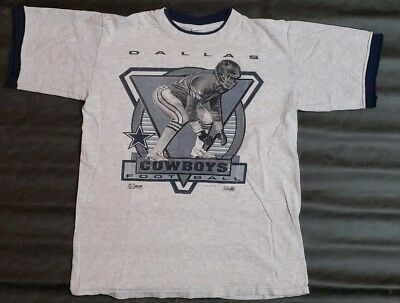 aeef89a48 DALLAS COWBOYS KIDS BOYS YOUTH RETRO SHIRT SIZE L LARGE 10 12 NFL ...