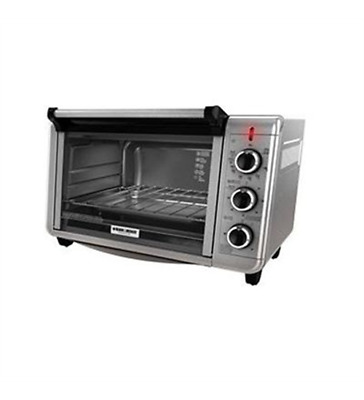 New Spectrum TO3210SSD BD Toaster Oven SS Silver