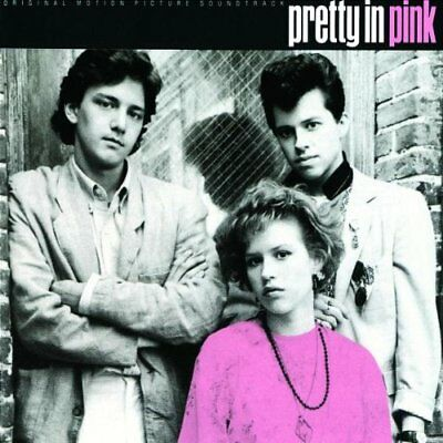Pretty In Pink - The Original Motion Picture Soundtrack [CD]