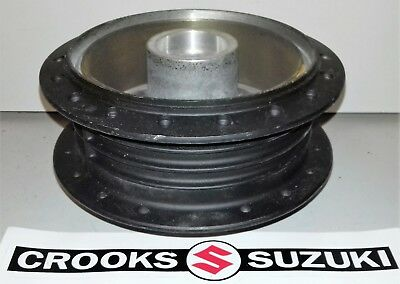 NOS 64110-26100 TM75 / TS75 Genuine Suzuki Rear Wheel Hub