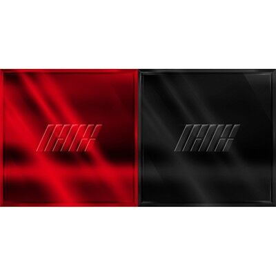 iKON NEW KIDS REPACKAGE [THE NEW KIDS] Album Random Ver 2CD+P.Book+Card+Sticker