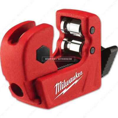 "Milwaukee 48-22-4250 13mm / 1/2"" Mini Copper Tubing Cutter Hand Tool"