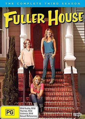 Fuller House : Season 3 - DVD Region 4 Free Shipping!