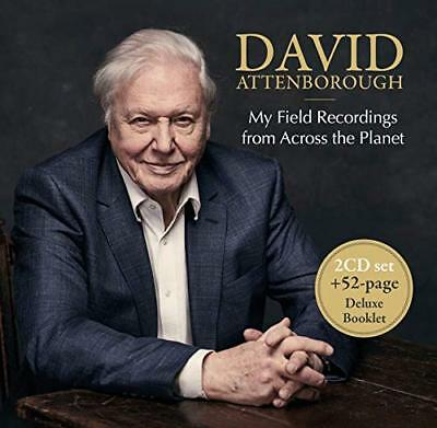 David Attenborough - My Field Recordings From Across The Planet [Cd]
