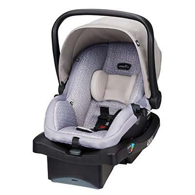 Baby Car Seat Newborn Infant Boy Girl Carseat Carrier Base Rear Facing Evenflo