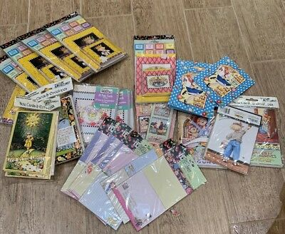 Mary Engelbreit Lot Gift Cards Magnet Post-It-Notes Photo Bookmarks Stickers 06