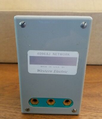 Vintage Western Electric Network Phone Switch