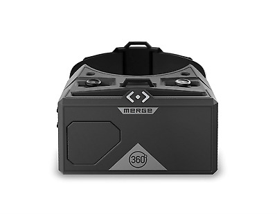 MERGE VR/AR Goggles (EU Edition) - Virtual and Augmented Reality Headset...